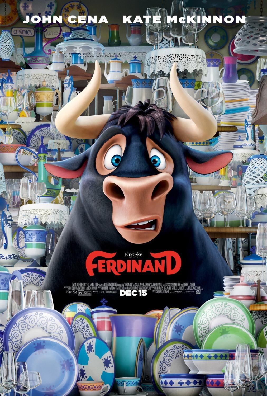 Ferdinand (2017) BluRay 480p, 720p & 1080p