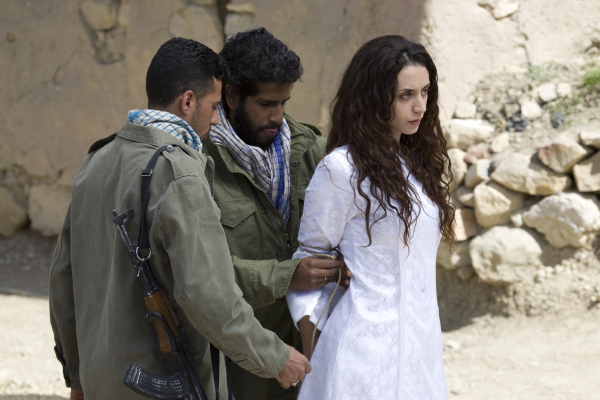 Mozhan Marnò in The Stoning of Soraya M. (2008)