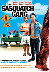 Joey Kern and Justin Long in The Sasquatch Gang (2006)