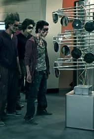 Jason Earles, Leo Howard, and Mateo Arias in Kickin' It (2011)