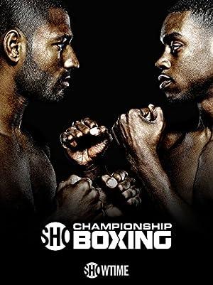 Showtime Championship Boxing: Brook vs. Spence