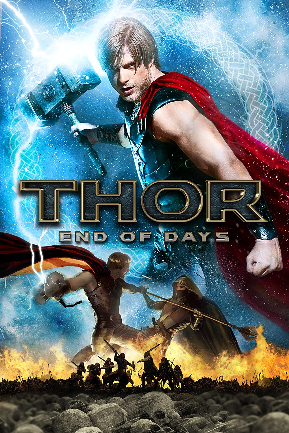 Thor End of Days 2020 English 300MB HDRip Download