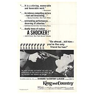 King \u0026 Country Joseph Losey