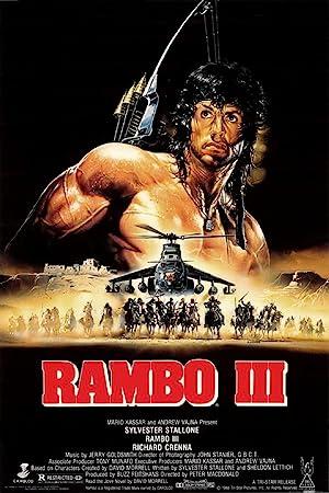 Rambo III (1988) online sa prevodom