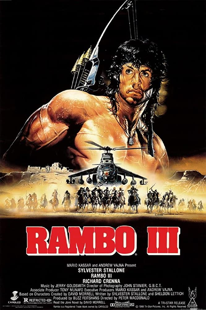 Rambo III 1988 Hindi Dual Audio BluRay ESub 300MB Download