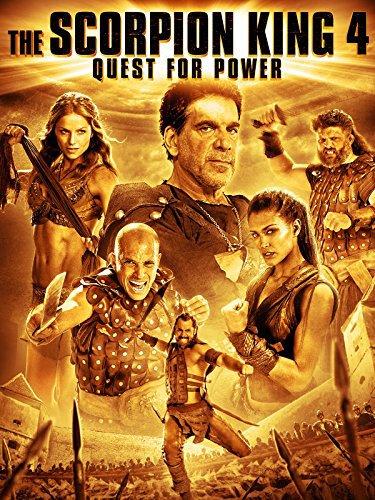 ปกหนัง The Scorpion King 4: Quest for Power ศึกชิงอำนาจจอมราชันย์