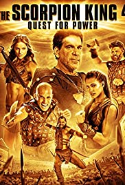 The Scorpion King: Quest for Power (2015) 720p download