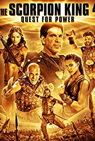 Primary photo for The Scorpion King 4: Quest for Power