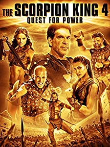 The Scorpion King 4: Quest for Power full movie in hindi free download hd 1080p