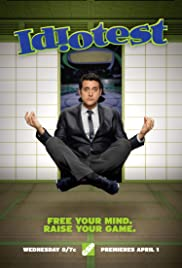 Idiotest Poster