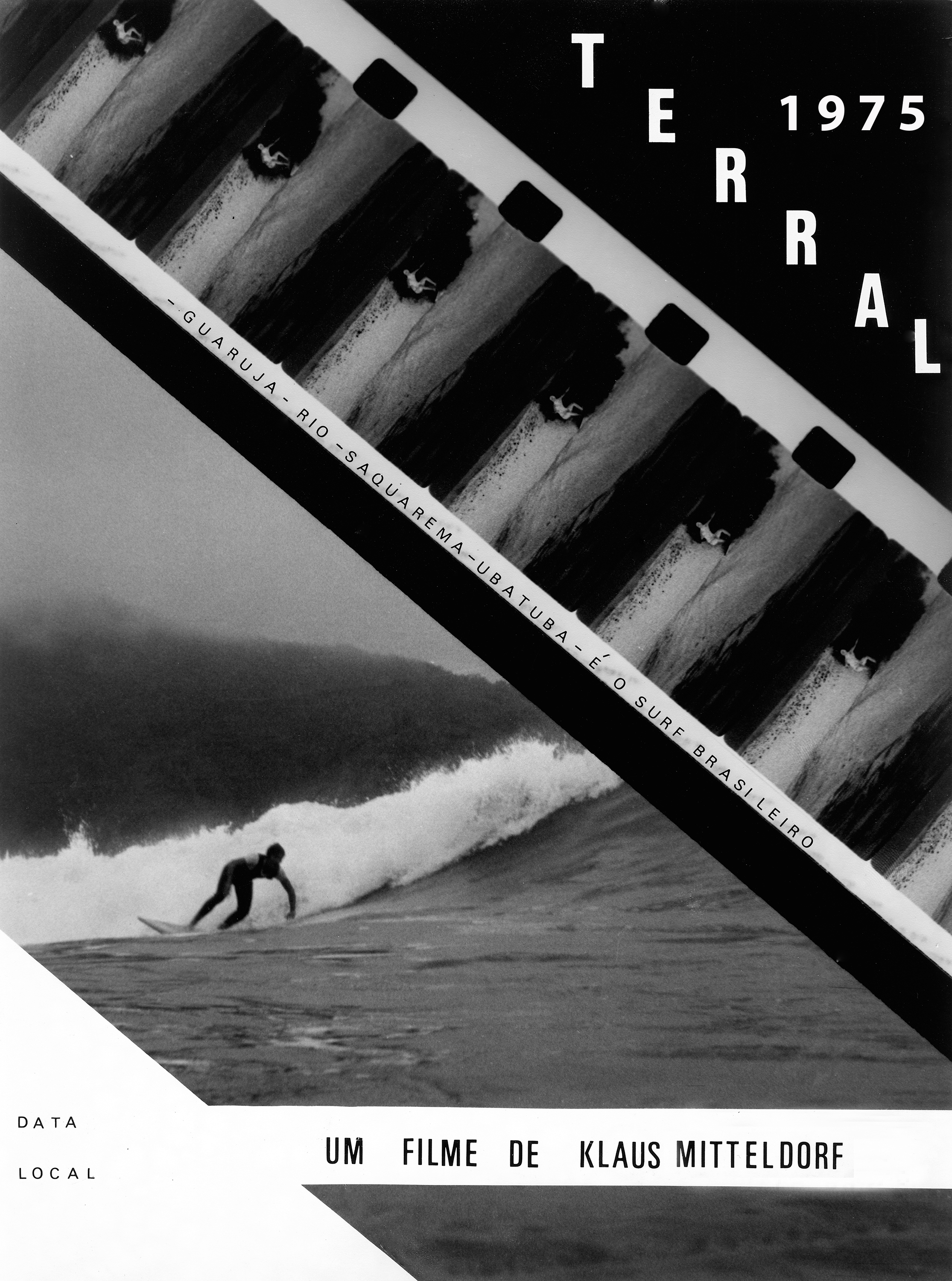 THE FIRST BRAZILIAN SUPER 8 SURF DOCUMENTARY