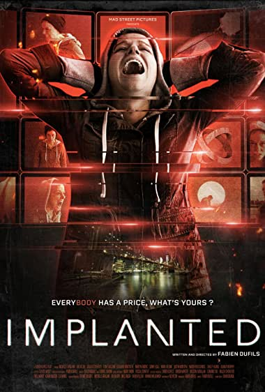 Implanted (2021) HDRip English Movie Watch Online Free