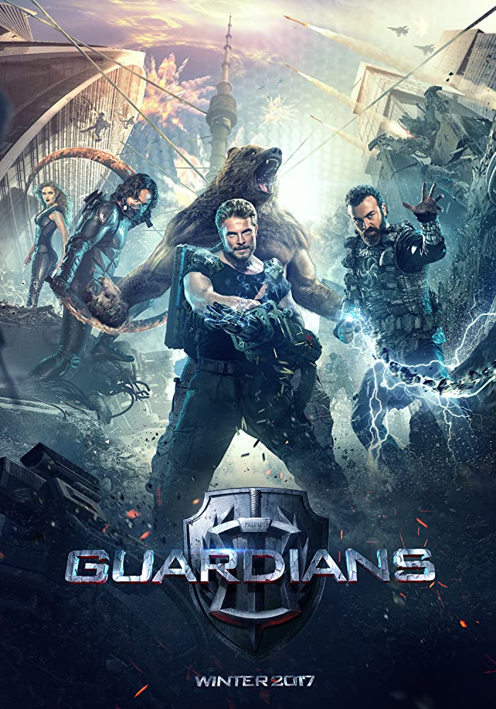 Guardians (2017) Hindi Dubbed