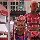 Nice Githinji, Samantha Mugatsia, and Sheila Munyiva in Rafiki (2018)