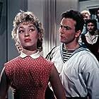 Tatyana Bestayeva and Gleb Romanov in Matros s Komety (1958)