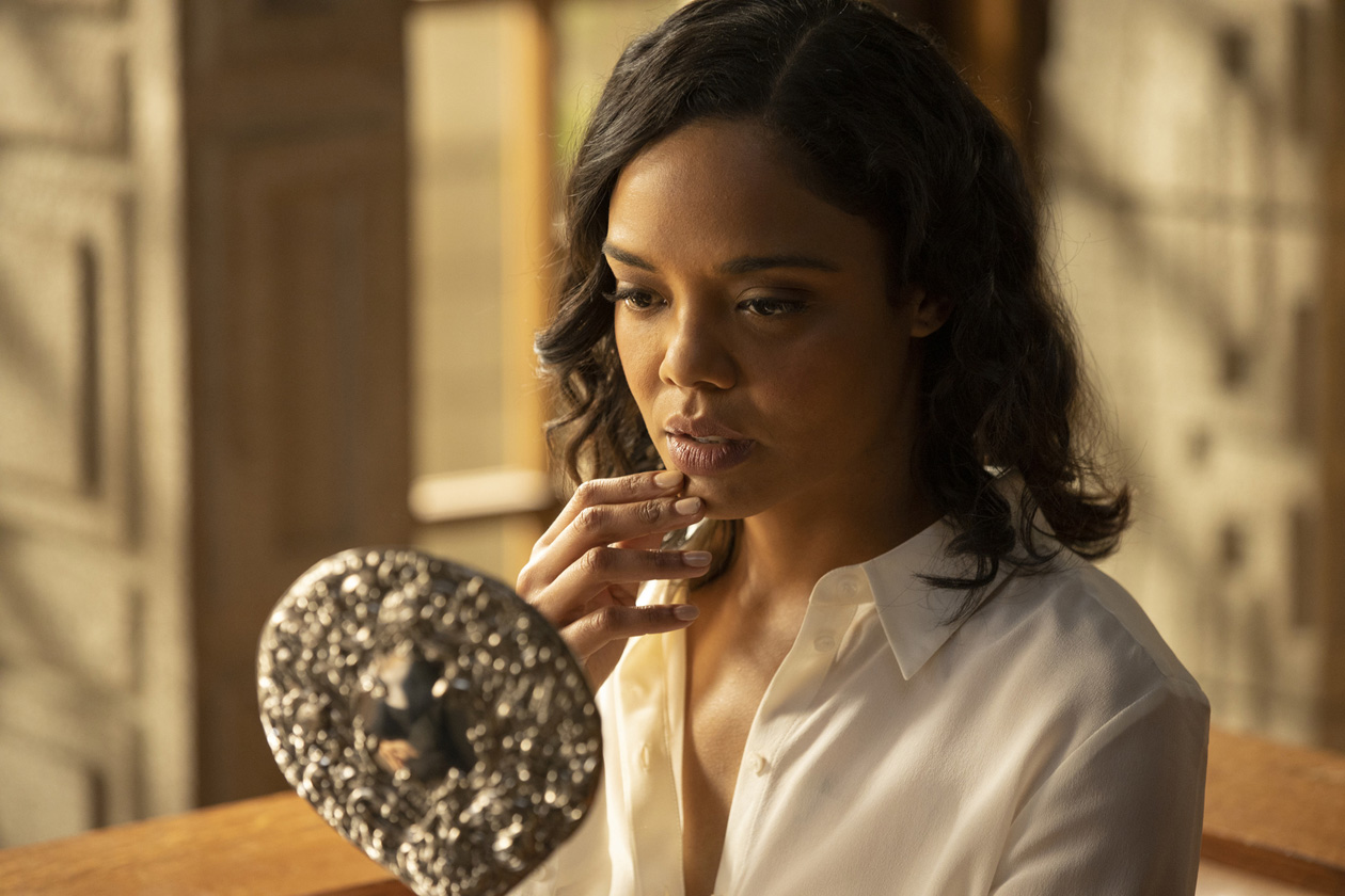 Tessa Thompson in Westworld (2016)