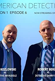 Robert Berlin and Kris Kozlowski in American Detective (2021)