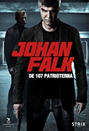 Johan Falk: De 107 patrioterna Poster