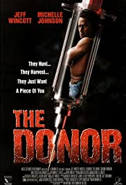 The Donor Poster