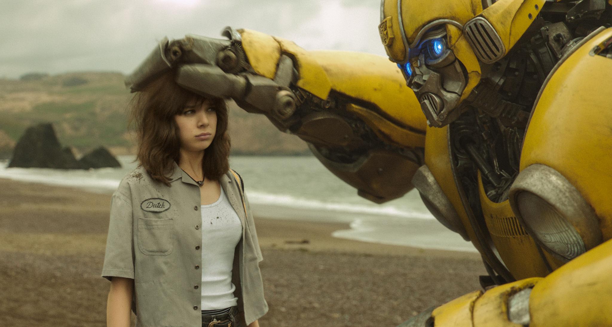 Resultado de imagem para bumblebee movie