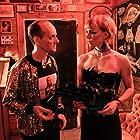 Mara Scherzinger and Michael Ihnow in The Funeral Dancer