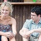 Laura Haddock and Simon Bird in The Inbetweeners Movie (2011)