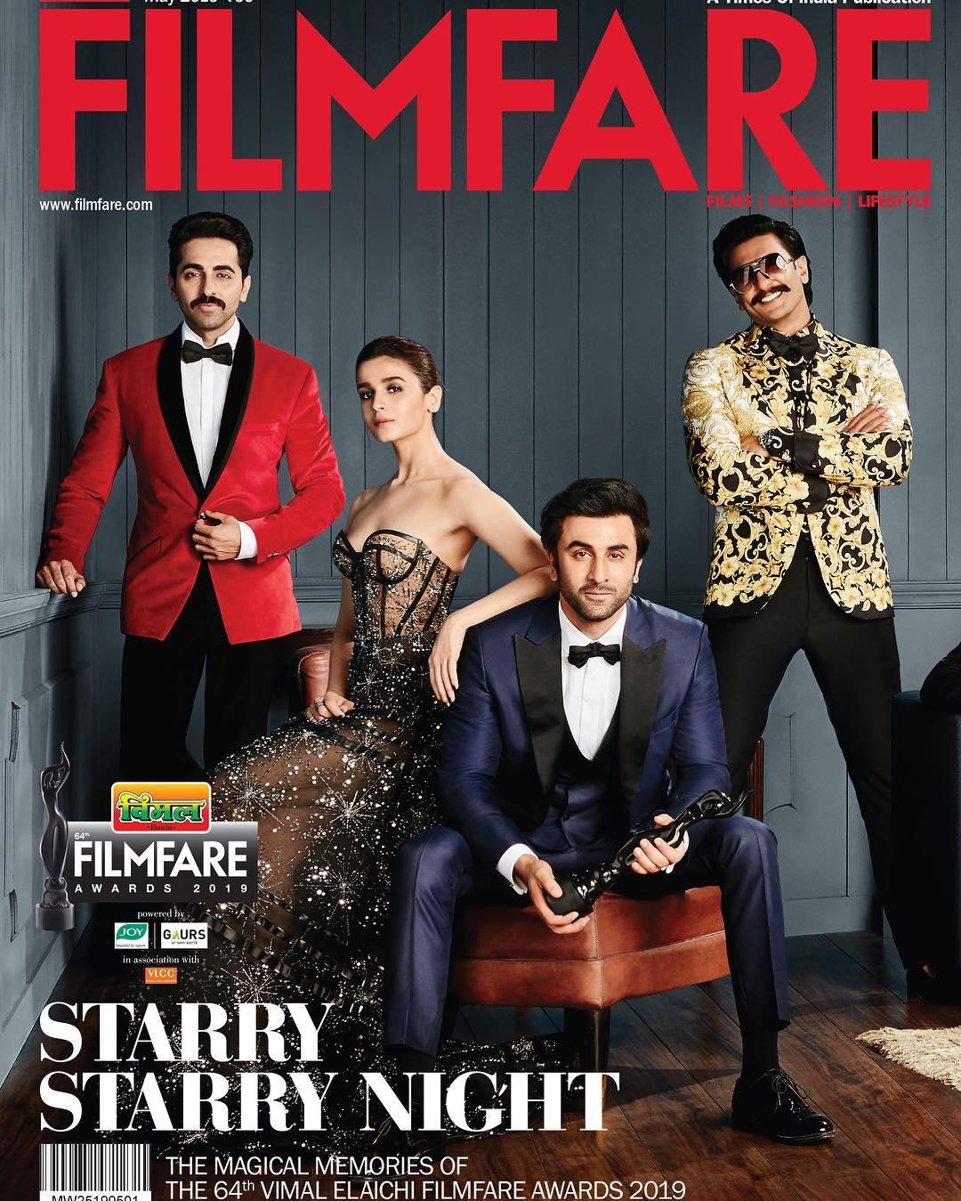 دانلود زیرنویس فارسی فیلم 64th Filmfare Awards