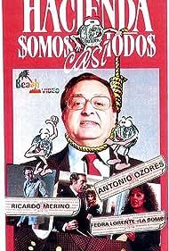 Antonio Ozores in Hacienda somos casi todos (1988)