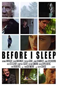 Eric Roberts, Cynthia Gibb, Campbell Scott, Tom Sizemore, David Warner, Jamie Bamber, James Rebhorn, Sasha Spielberg, Bonnie Wright, Eugene Simon, Caley Chase, Clare Foley, and Alice St. Clair in Before I Sleep (2013)