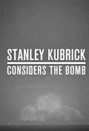 Stanley Kubrick Considers The Bomb Poster