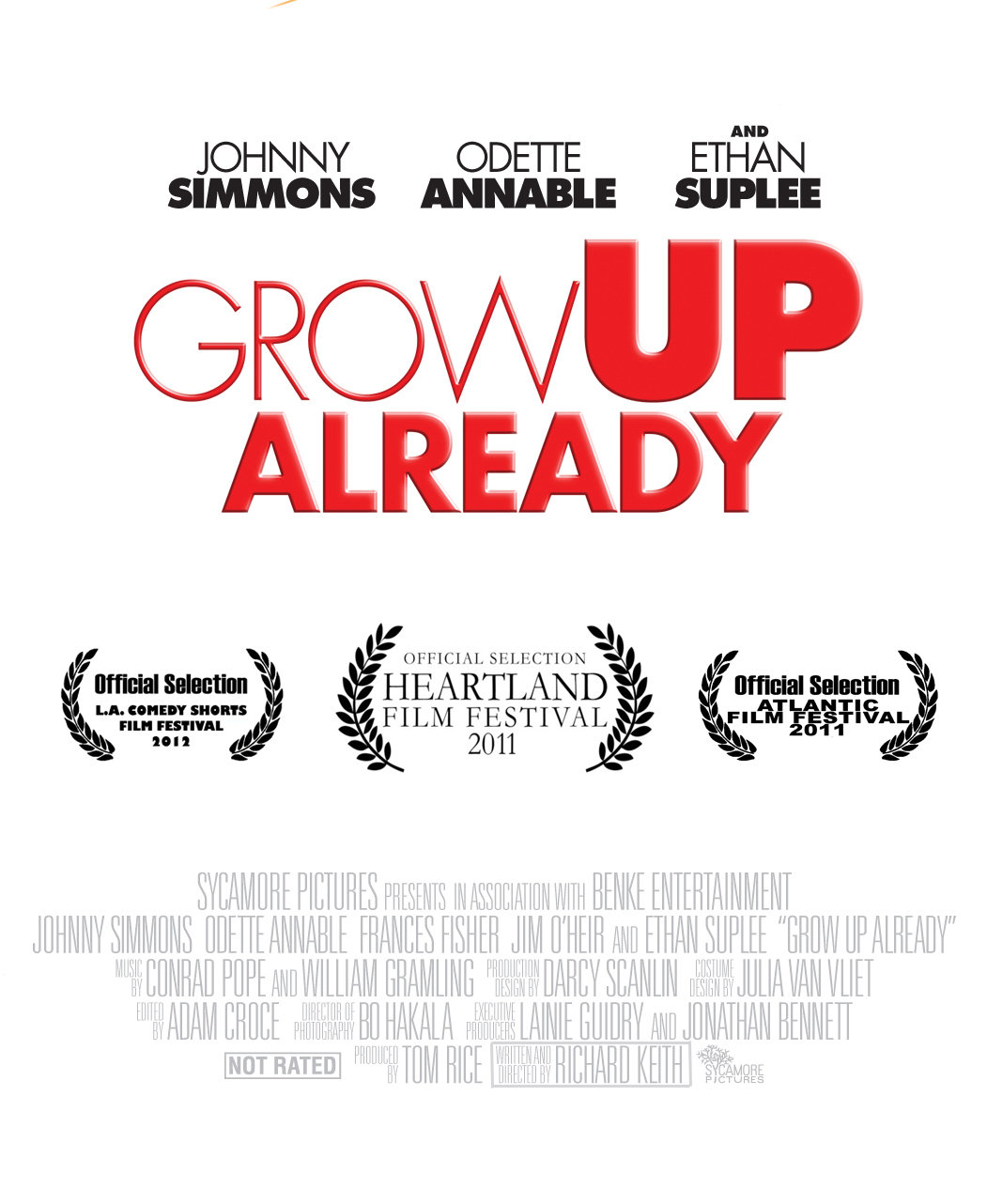 Grow Up Already 2011 Imdb