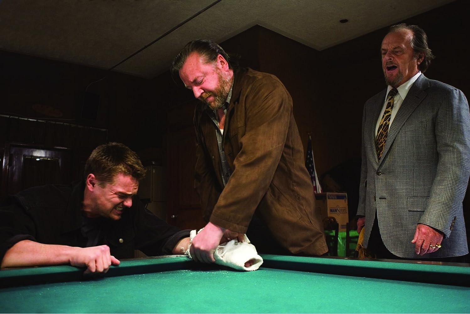 Leonardo DiCaprio, Jack Nicholson és Ray Winstone a távozóban (2006)