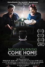 Norman Pinski Come Home Poster