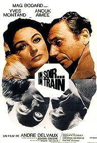 Un soir, un train (1968) Poster - Movie Forum, Cast, Reviews