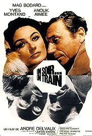 Un soir, un train Poster