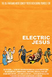 Electric Jesus Poster