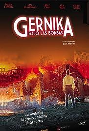 Gernika bajo las bombas Poster