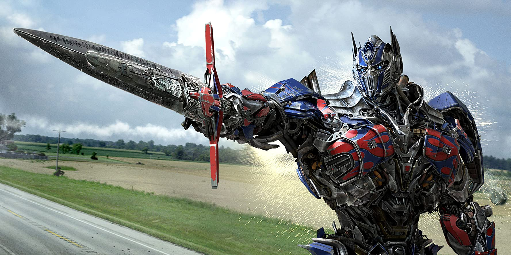 Peter Cullen in Transformers: Age of Extinction (2014)