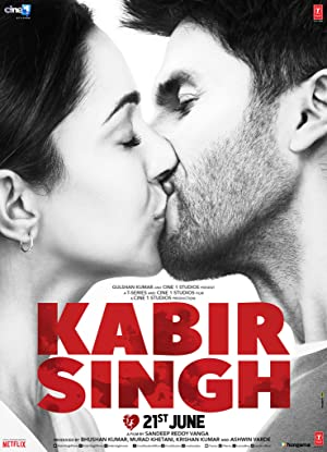 Kabir Singh 2019 Hindi 1GB PreDvDRip x264 AAC - xRG