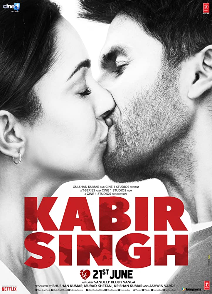 Kabir Singh (2019) Free Movie M4ufree