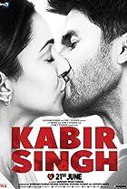 Kabir Singh (2019) Poster