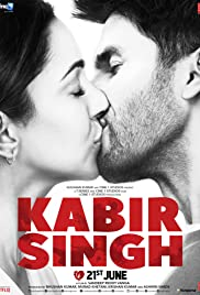 Kabir Singh (2019) Poster - Movie Forum, Cast, Reviews