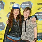 Juliette Lewis and Kat Candler at an event for Hellion (2013)