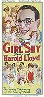 Girl Shy (1924) Poster