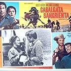 Sal Mineo, Diane Baker, and Robert Horton in The Dangerous Days of Kiowa Jones (1966)