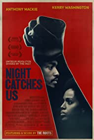 Kerry Washington and Anthony Mackie in Night Catches Us (2010)