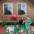 Gemma Bulos and Sean Marlow in Christmas Freak (2021)