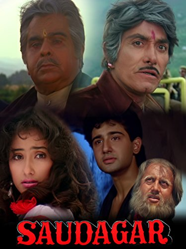Saudagar 1991 Hindi Movie 720p HDRip 1.5GB Download