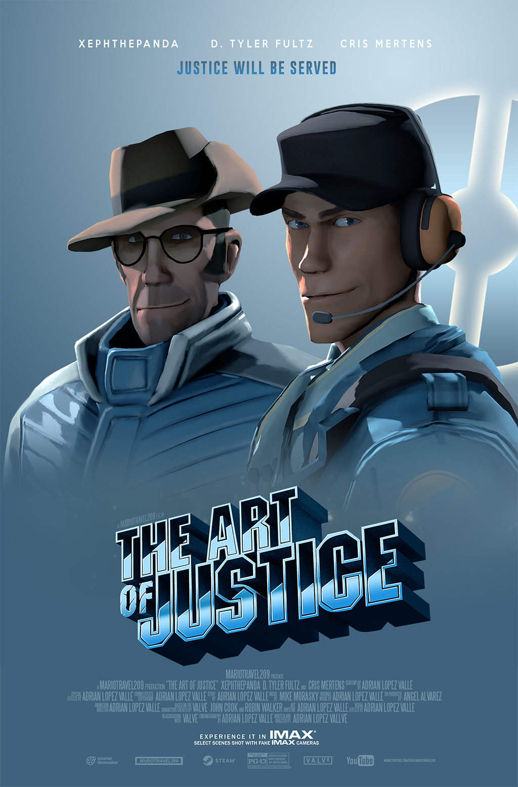 The Art Of Justice 2018 Imdb