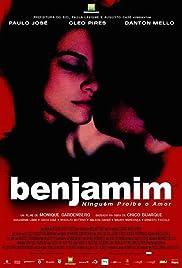 Benjamim Poster